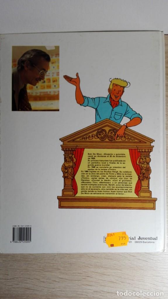 Cómics: BARELLI EN NUSA PENIDA LA ISLA DEL BRUJO Nº 2 BOB DE MOOR-ED.JUVENTUD-1ª EDICIÓN-AÑO 1990 - Foto 3 - 149736234