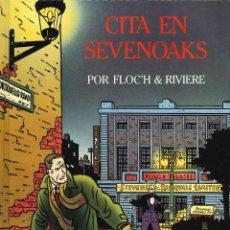 Cómics: FRANCIS ÁLBANY. CITA EN SEVENOAKS - JUVENTUD (1992). Lote 150012898
