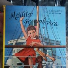 Cómics: MARTITA SE EMBARCA COMIC 1962. Lote 151278814