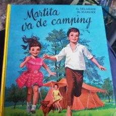 Cómics: MARTITA VA DE CAMPING COMIC 1962. Lote 151279530
