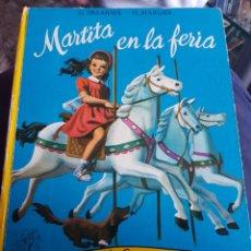 Cómics: MARTITA EN LA FERIA COMIC 1961. Lote 151280172