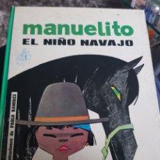 Cómics: MANUELITO EL NIÑO NAVAJO COMIC 1963. Lote 151280582