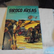 Cómics: SIROCO AREAS.RAMON BRAU/JUAN ZACARIAS.EDITORIAL JUVENTUD 1993.-1ª EDICION. Lote 151398518