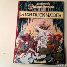 Cómics: CORI EL GRUMETE BOB DE MOOR LOTE 4 EJEMPLARES. Lote 151469342