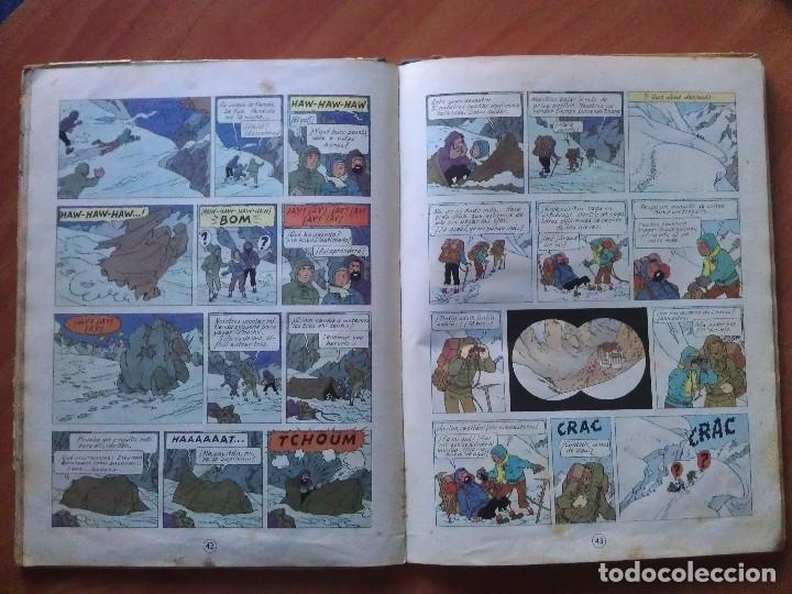 Cómics: TINTÍN ; CUATRO TÍTULOS, ENTRE ELLOS UNA PRIMERA EDICIÓN - Foto 6 - 151758718