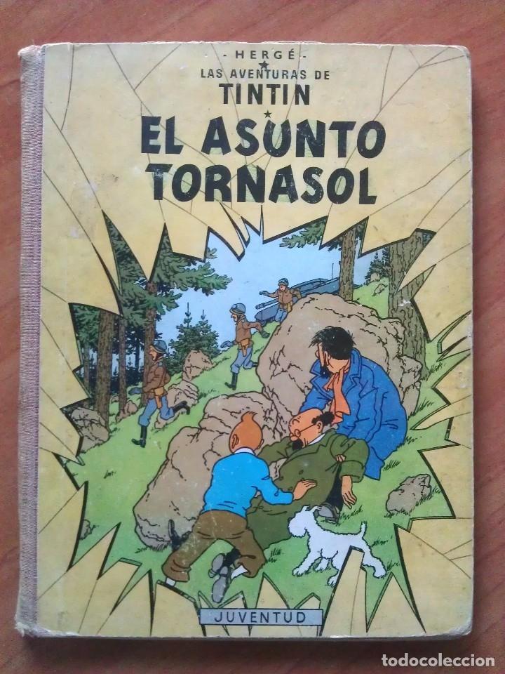 Cómics: TINTÍN ; CUATRO TÍTULOS, ENTRE ELLOS UNA PRIMERA EDICIÓN - Foto 12 - 151758718