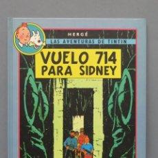 Comics : VUELO 714 PARA SIDNEY. TINTIN. CIRCULO DE LECTORES. 1993. Lote 152344686