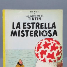 Cómics: 1985.- TINTIN. LA ESTRELLA MISTERIOSA. ED. JUVENTUD. Lote 152432046