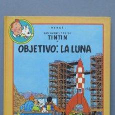 Fumetti: OBJETIVO LA LUNA. TINTIN. CIRCULO DE LECTORES. 1993. Lote 152477406