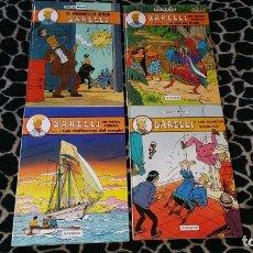 Cómics: LOTE 4 COMICS BARELLI DE BOB DE MOOR N° 1 2 3 5. Lote 152519046