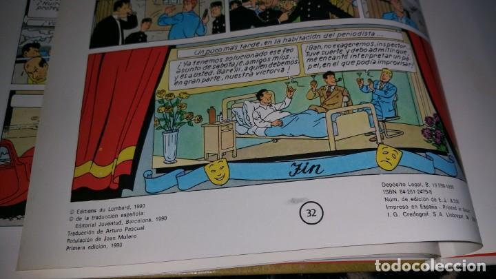 Cómics: Lote 4 comics BARELLI de BOB DE MOOR N° 1 2 3 5 castellano - Foto 4 - 152519046