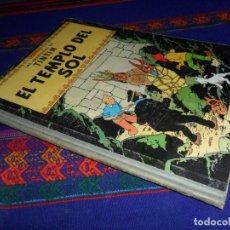 Cómics: EL TEMPLO DEL SOL 2ª SEGUNDA EDICIÓN. JUVENTUD 1961. CORRECTO ESTADO.. Lote 152876534