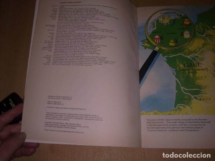 Cómics: AXTERIX EN INGLES EDT DEL PRADO TOMO 1 - Foto 3 - 152941178