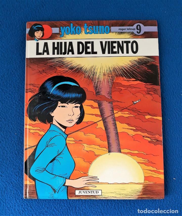 YOKO TSUNO Nº 9 - LA HIJA DEL VIENTO - JUVENTUD, 1989 (Tebeos y Comics - Juventud - Yoko Tsuno)