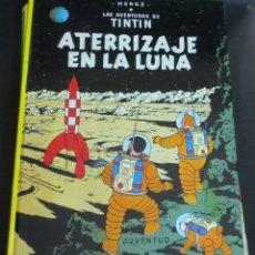 Comics : ATERRIZAJE EN LA LUNA LAS AVENTURAS DE TINTÍN HERGÉ EDITORIAL JUVENTUD AÑO 1993. Lote 153363334