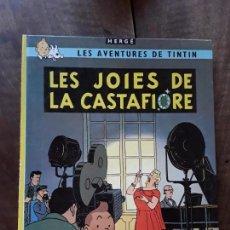 Cómics: LES AVENTURES DE TINTÍN*LES JOIES DE LA CASTAFIORE. Lote 153838646