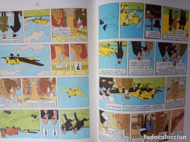 Cómics: TINTÍN - JUVENTUD - EL CETRO DE OTTOKAR - 4ª /1968 . - Foto 4 - 154279542