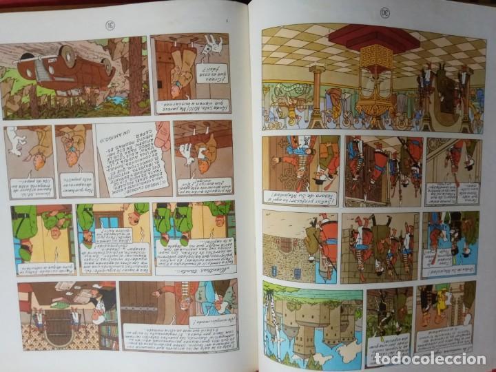 Cómics: TINTÍN - JUVENTUD - EL CETRO DE OTTOKAR - 4ª /1968 . - Foto 5 - 154279542