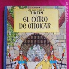 Cómics: TINTÍN - JUVENTUD - EL CETRO DE OTTOKAR - 4ª /1968 .. Lote 154279542