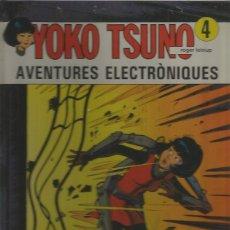 Cómics: YOKO TSUNO - AVENTURES ELECTRONIQUES - ROGER LELOUP - TAPA DURA - CATALÁN - COMO NUEVO - GCH. Lote 154420614