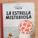 Cómics: TINTÍN - LA ESTRELLA MISTERIOSA. SEGUNDA EDICIÓN. Lote 154492130