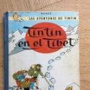 Cómics: TINTÍN EN EL TÍBET. EDICIÓN 1965. Lote 154519461