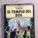 Cómics: TINTÍN - EL TEMPLO DEL SOL. SEGUNDA EDICIÓN 1961. Lote 154521122