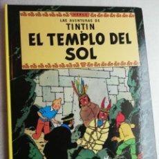 Cómics: TINTIN. EL TEMPLO DEL SOL. Lote 155009494