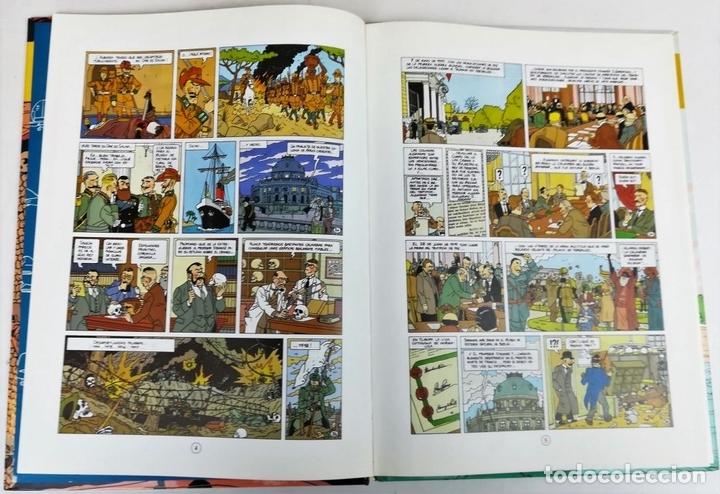 Cómics: AVENTURAS DE JANUARY JONES.LA CALAVERA DEL SULTÁN MKWAWA.HEUVEL.LODEWIJK.EDIT.JUVENTUD.BARCELONA1994 - Foto 3 - 155113422