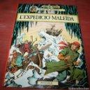 Cómics: L'EXPEDICIÓ MALEÏDA - CORI EL GRUMET - BOB DE MOOR - ED. JOVENTUT - 1989 - EN CATALÁN. Lote 155323158