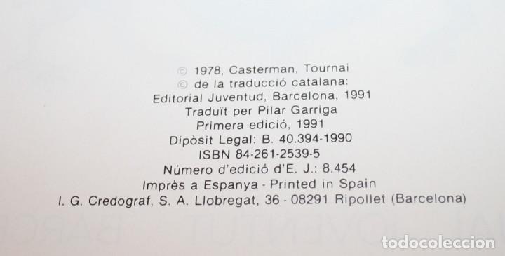 Cómics: LARMADA INVENCIBLE VOLUM 1 - CORI EL GRUMET - BOB DE MOOR - ED. JOVENTUT - 1991 - EN CATALÁN - Foto 2 - 155323250