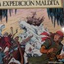 Cómics: LA EXPEDICIÓN MALDITA BOB DE MOOR. Lote 155360158