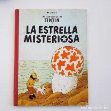 Cómics: TINTÍN, LA ESTRELLA MISTERIOSA,ED. JUVENTUD,2ª SEGUNDA EDICIÓN,AÑO 1964,BUEN ESTADO GENERAL. Lote 189530237