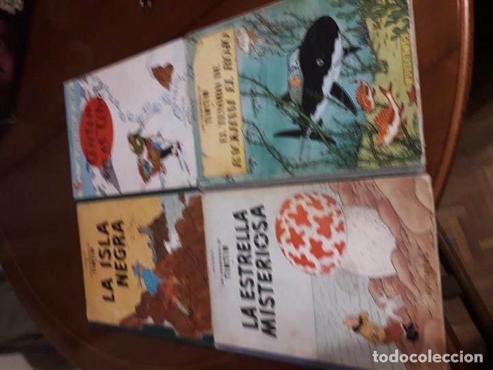 Cómics: TINTIN COLECCION COMPLETA PRIMERA EDICION (25 EJEMPLARES) CUIDADO CON EL MARCAPASOS... - Foto 7 - 36184230
