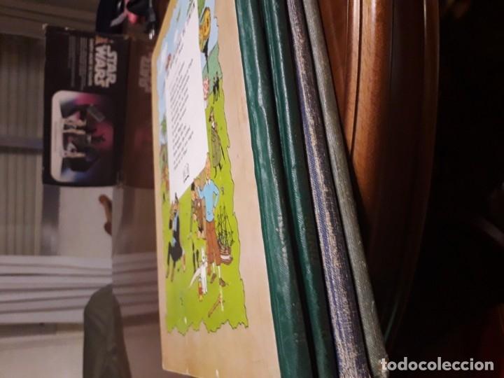 Cómics: TINTIN COLECCION COMPLETA PRIMERA EDICION (25 EJEMPLARES) CUIDADO CON EL MARCAPASOS... - Foto 9 - 36184230