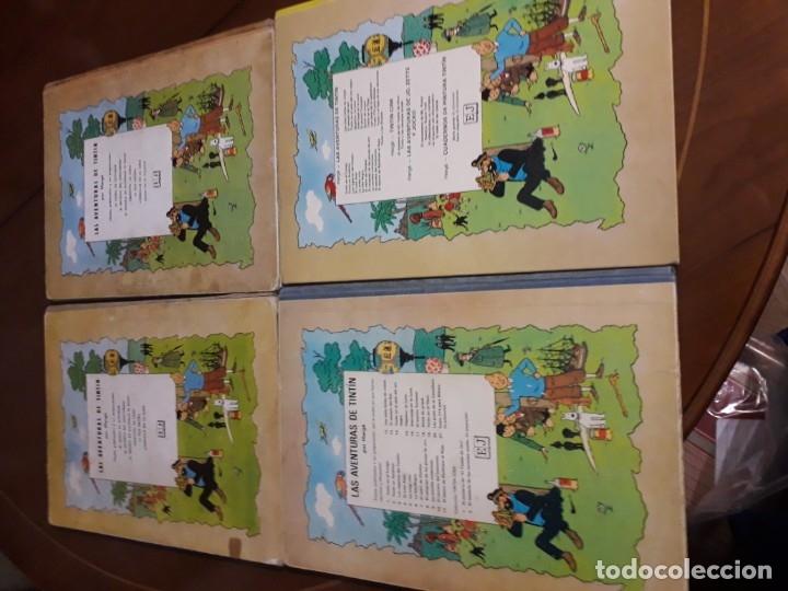 Cómics: TINTIN COLECCION COMPLETA PRIMERA EDICION (25 EJEMPLARES) CUIDADO CON EL MARCAPASOS... - Foto 11 - 36184230