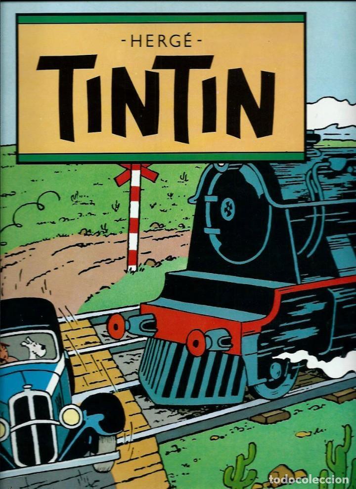 HERGE - ALBUM POSTER TINTIN - NUMEROS 1, 2 Y 3, COLECCION COMPLETA - ED. JUVENTUD 1987, 1ª EDICION (Tebeos y Comics - Juventud - Tintín)