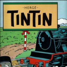 Comics - HERGE - ALBUM POSTER TINTIN - NUMEROS 1, 2 Y 3, COLECCION COMPLETA - ED. JUVENTUD 1987, 1ª EDICION - 155588178
