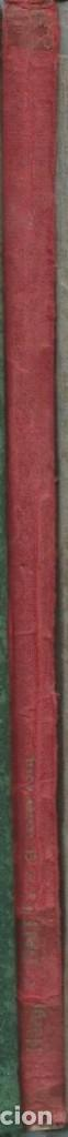 Cómics: HERGE - TINTIN - EL LOTO AZUL - ED. JUVENTUD 1965, 1ª PRIMERA EDICION - IMPRENTA ROSES, LOMO ROJO - Foto 4 - 155609538