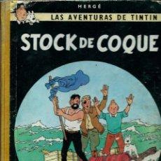 Cómics: HERGE - TINTIN - EL ASUNTO TORNASOL - JUVENTUD 1961 1ª PRIMERA EDICION - DIFICIL, VER DESCRIPCION. Lote 155622970