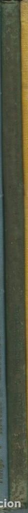 Cómics: HERGE - TINTIN EN EL TIBET - EDITORIAL JUVENTUD 1962 1ª PRIMERA EDICION - DIFICIL, VER DESCRIPCION - Foto 4 - 155624306