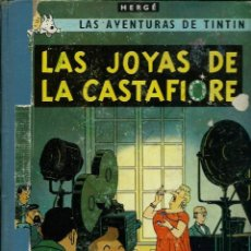 Cómics: HERGE - TINTIN - LAS JOYAS DE LA CASTAFIORE - JUVENTUD 1964, 1ª PRIMERA EDICION - VER DESCRIPCION. Lote 155625914