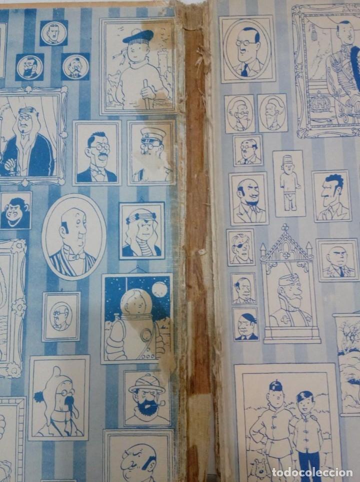 Cómics: HERGE - TINTIN - EL SECRETO DEL UNICORNIO - JUVENTUD 1959, 1ª PRIMERA EDICION - VER DESCRIPCION - Foto 5 - 155611334