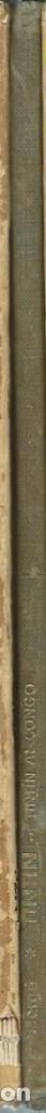 Cómics: HERGE - TINTIN AL CONGO - EDITORIAL JUVENTUD 1969, 1ª PRIMERA EDICIO - EN CATALA - BÉ - Foto 4 - 155626578
