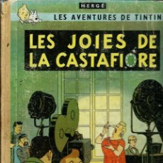 Comics - HERGE - TINTIN - LES JOIES DE LA CASTAFIORE - JUVENTUD 1965, PRIMERA EDICIO, 1ª REIMPRESSIÓ, CATALA - 155627582