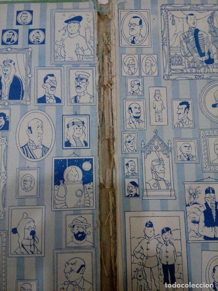 Cómics: HERGE - TINTIN - EL TESORO DE RACKHAM EL ROJO - JUVENTUD 1960, 1ª PRIMERA EDICION - VER DESCRIPCION - Foto 4 - 155612310
