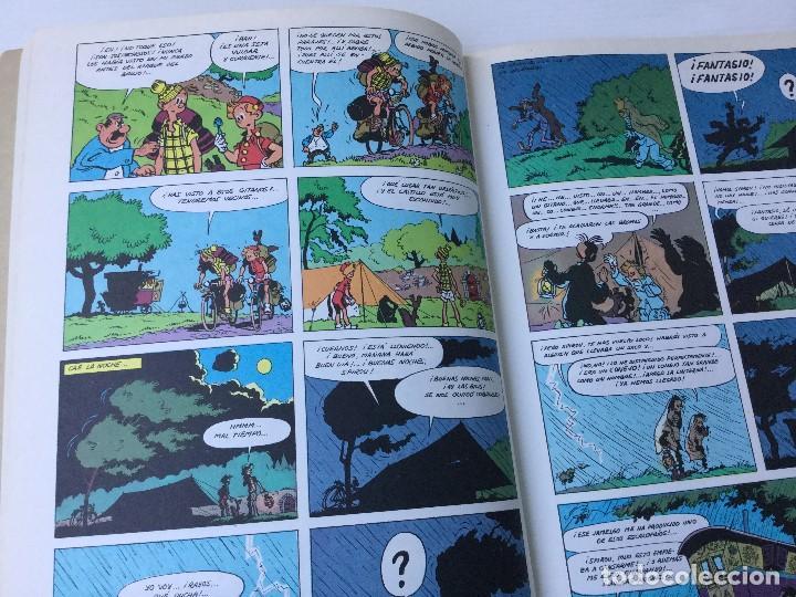 Cómics: Cómic de Spirou y Fantasio – Hay un brujo en Champiñac – Serie Coleccionista 2 – 1980 - Foto 5 - 155691150