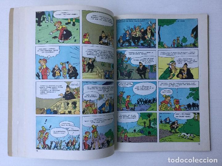 Cómics: Cómic de Spirou y Fantasio – Hay un brujo en Champiñac – Serie Coleccionista 2 – 1980 - Foto 7 - 155691150