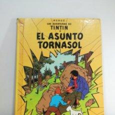 Cómics: COMIC TINTIN - EL ASUNTO TORNASOL - 1989. Lote 156717169