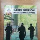 Cómics: HARRY DICKSON #2 LOS FANTAMAS VERDUGOS. Lote 156841553